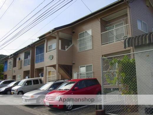鹿児島県霧島市の築27年 2階建の賃貸アパート