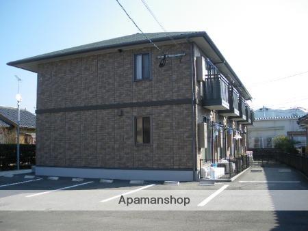 鹿児島県霧島市の築10年 2階建の賃貸アパート