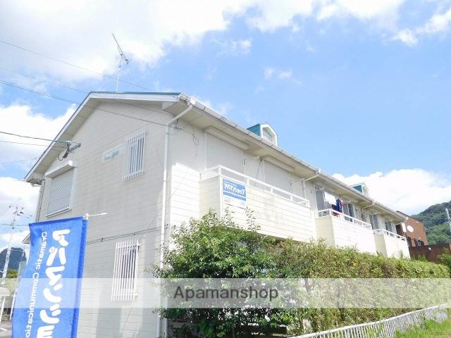 鹿児島県姶良市、加治木駅徒歩8分の築23年 2階建の賃貸アパート