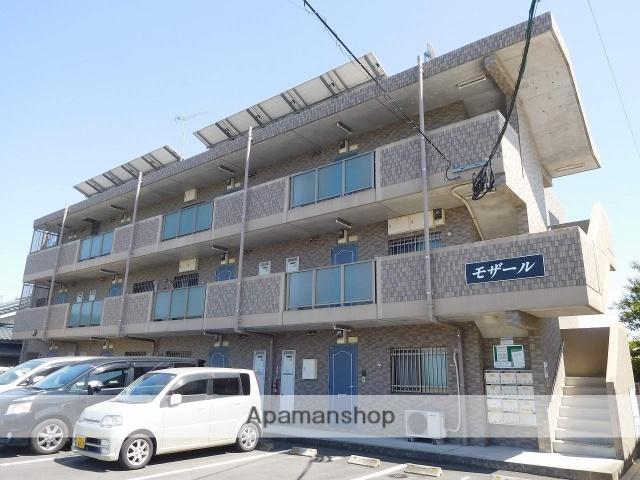 鹿児島県姶良市、錦江駅徒歩15分の築7年 3階建の賃貸マンション