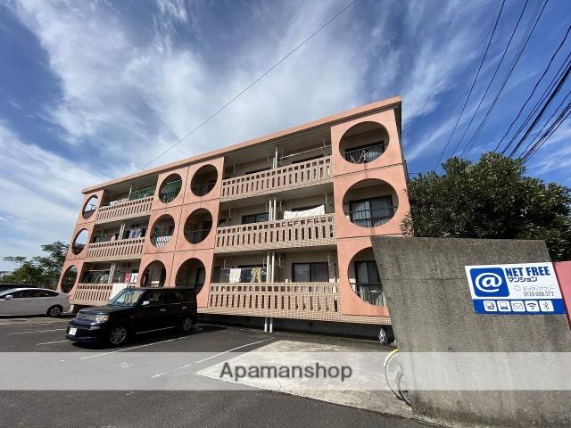 鹿児島県姶良市、加治木駅徒歩12分の築18年 3階建の賃貸マンション
