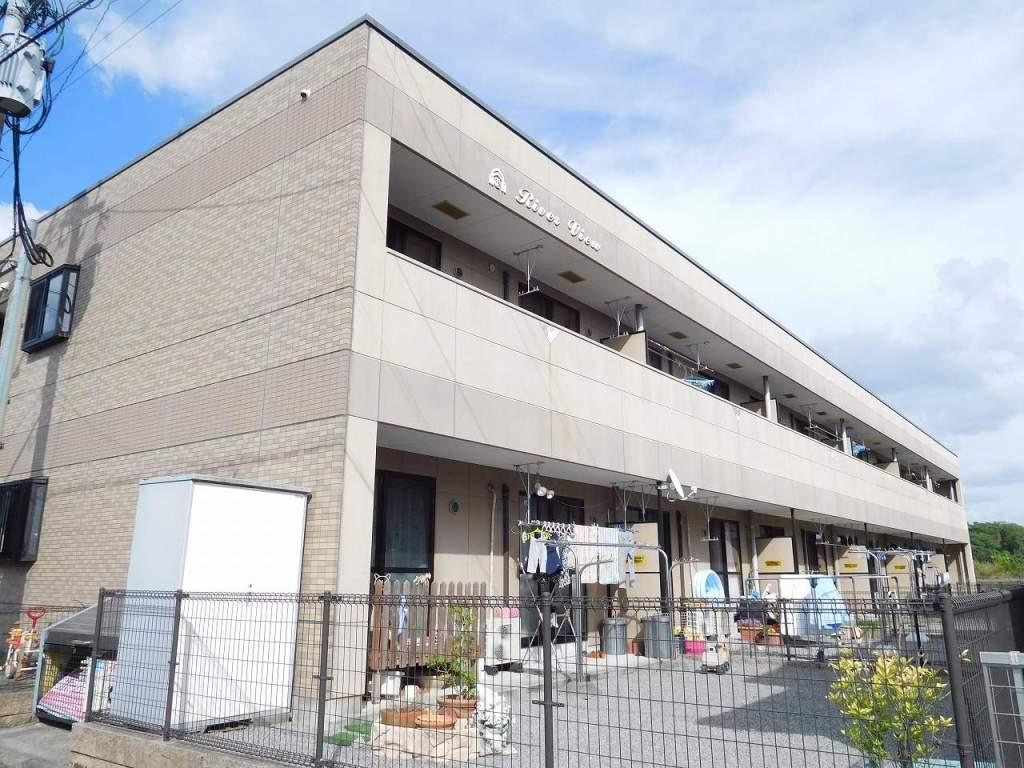 鹿児島県姶良市、錦江駅徒歩10分の築9年 2階建の賃貸アパート