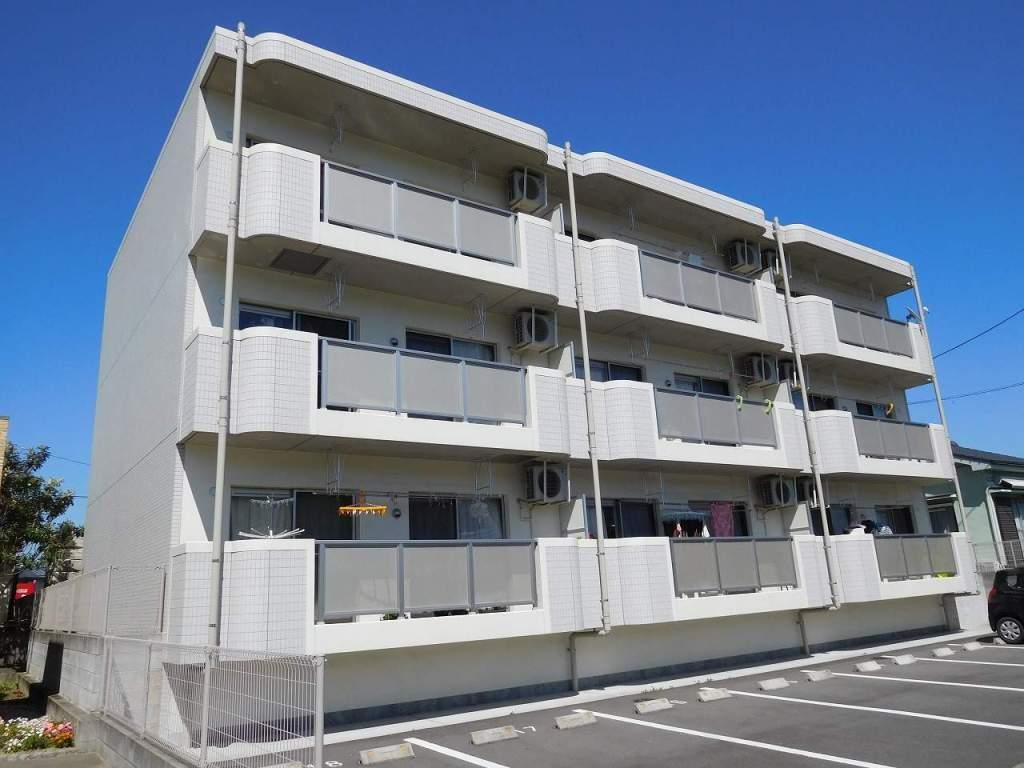 鹿児島県姶良市、姶良駅徒歩15分の築1年 3階建の賃貸マンション
