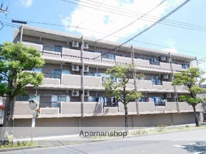 鹿児島県姶良市、錦江駅徒歩12分の築5年 3階建の賃貸マンション