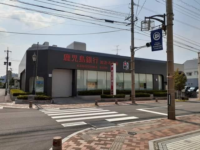 鹿児島銀行 750m