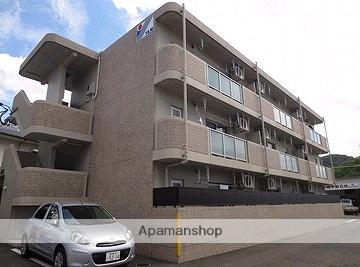 鹿児島県姶良市、加治木駅徒歩11分の築4年 3階建の賃貸マンション