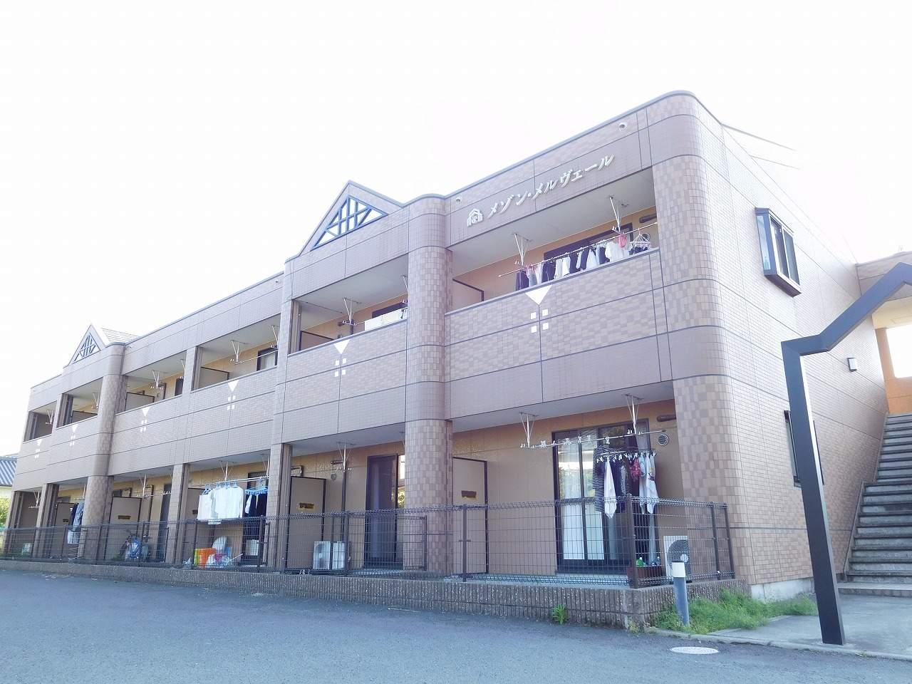 鹿児島県姶良市、加治木駅徒歩18分の築10年 2階建の賃貸アパート
