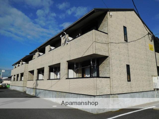 鹿児島県姶良市、錦江駅徒歩19分の築14年 2階建の賃貸アパート