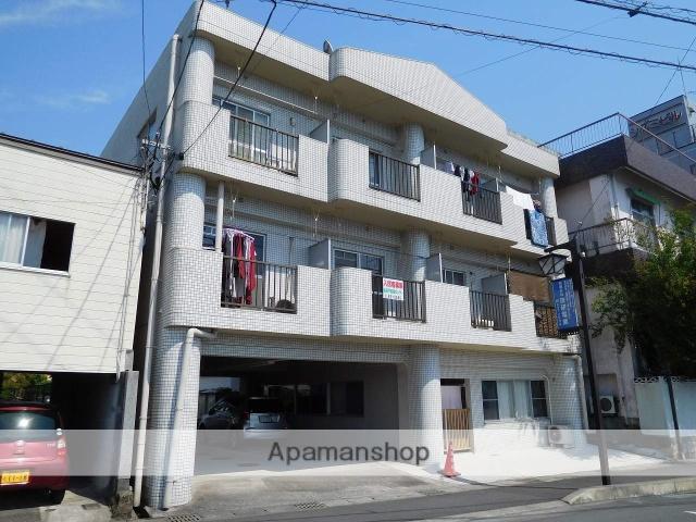 鹿児島県姶良市、加治木駅徒歩12分の築26年 3階建の賃貸マンション