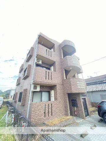 鹿児島県姶良市、加治木駅徒歩2分の築15年 3階建の賃貸マンション