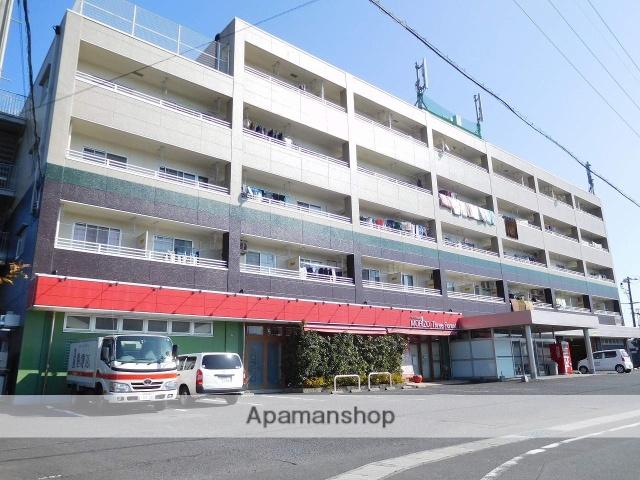 鹿児島県姶良市、帖佐駅徒歩10分の築24年 5階建の賃貸マンション