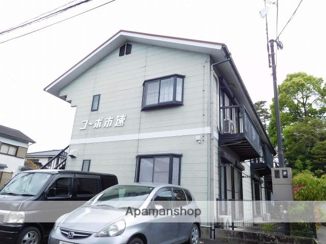 鹿児島県姶良市、加治木駅徒歩10分の築18年 2階建の賃貸アパート