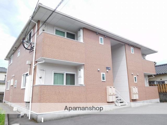 鹿児島県姶良市、帖佐駅徒歩15分の築10年 2階建の賃貸アパート
