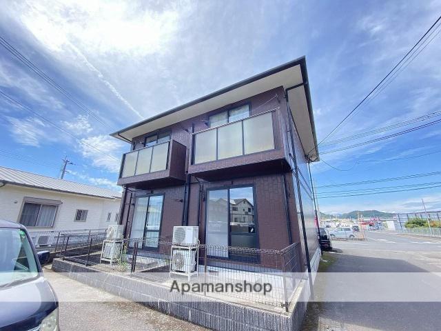 鹿児島県姶良市、帖佐駅徒歩14分の築15年 2階建の賃貸アパート