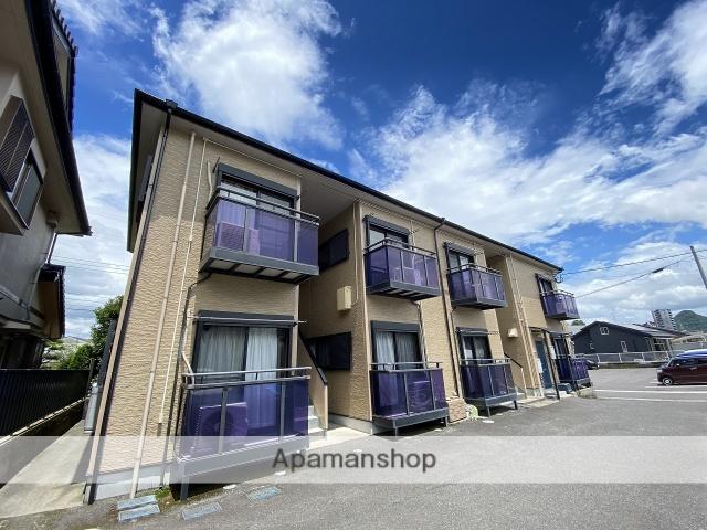 鹿児島県姶良市、帖佐駅徒歩11分の築2年 2階建の賃貸アパート