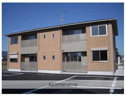 鹿児島県姶良市、帖佐駅徒歩13分の築10年 2階建の賃貸アパート