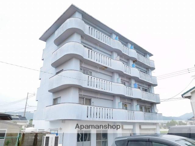 鹿児島県姶良市、加治木駅徒歩16分の築25年 5階建の賃貸マンション