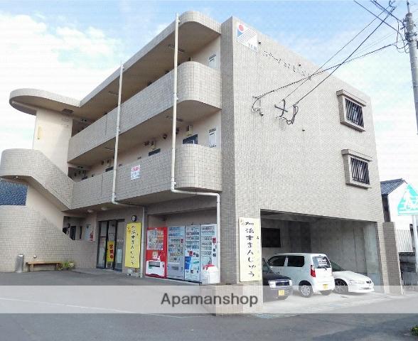 鹿児島県姶良市、加治木駅徒歩1分の築12年 3階建の賃貸マンション
