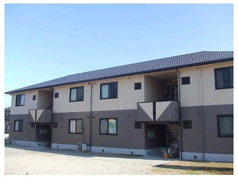 鹿児島県姶良市、帖佐駅徒歩17分の築17年 2階建の賃貸アパート