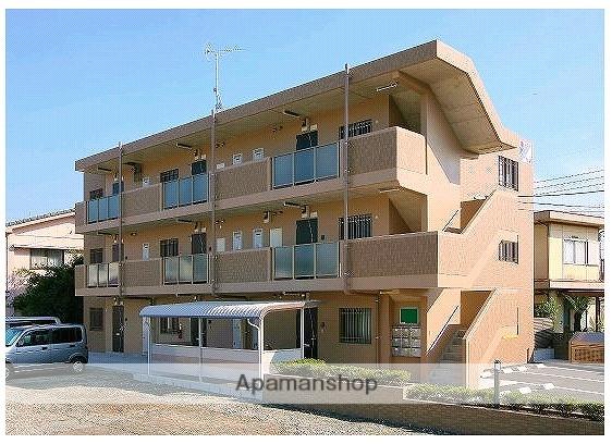 鹿児島県姶良市、加治木駅徒歩16分の築7年 3階建の賃貸マンション