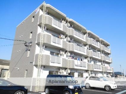 鹿児島県姶良市の新築 4階建の賃貸マンション