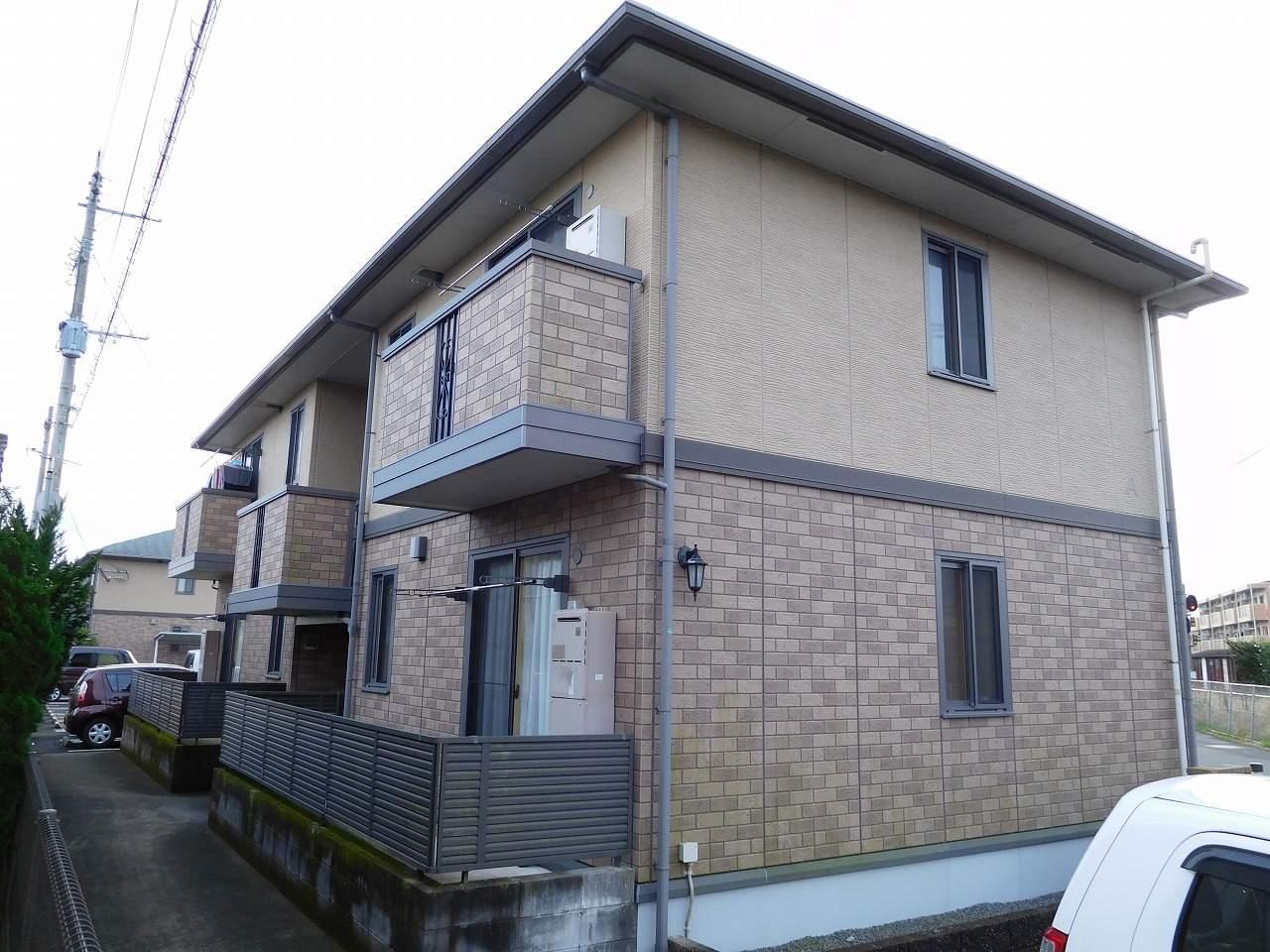 鹿児島県姶良市、帖佐駅徒歩10分の築9年 2階建の賃貸アパート