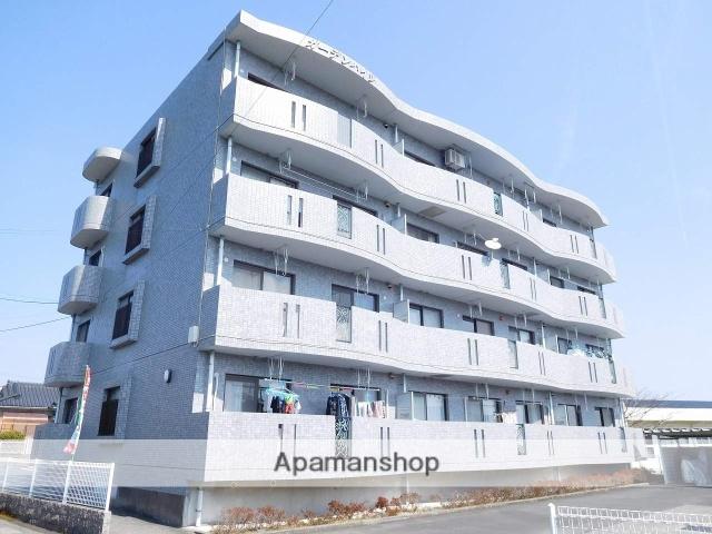 鹿児島県姶良市、帖佐駅徒歩20分の築14年 4階建の賃貸マンション