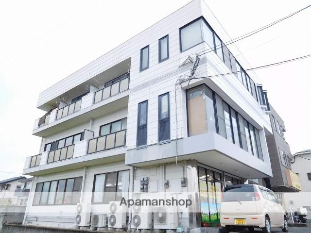 鹿児島県姶良市、帖佐駅徒歩15分の築25年 3階建の賃貸マンション