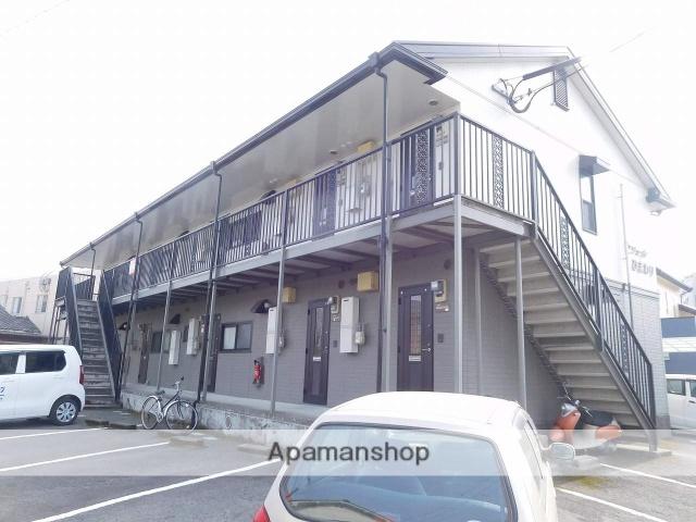 鹿児島県姶良市、帖佐駅徒歩8分の築19年 2階建の賃貸アパート
