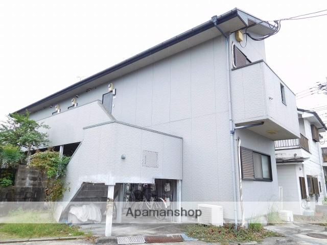 鹿児島県姶良市、加治木駅徒歩7分の築17年 2階建の賃貸アパート