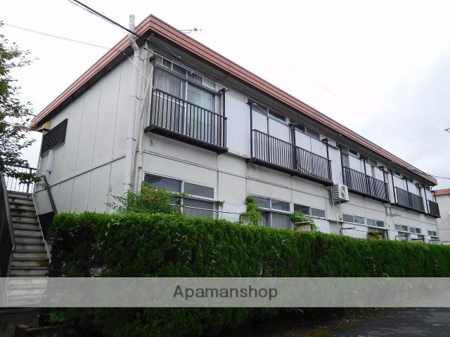 鹿児島県姶良市、加治木駅徒歩9分の築36年 2階建の賃貸アパート