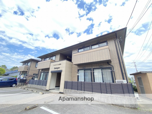 鹿児島県姶良市、重富駅徒歩3分の築14年 2階建の賃貸アパート