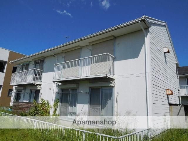 鹿児島県姶良市、帖佐駅徒歩13分の築27年 2階建の賃貸アパート