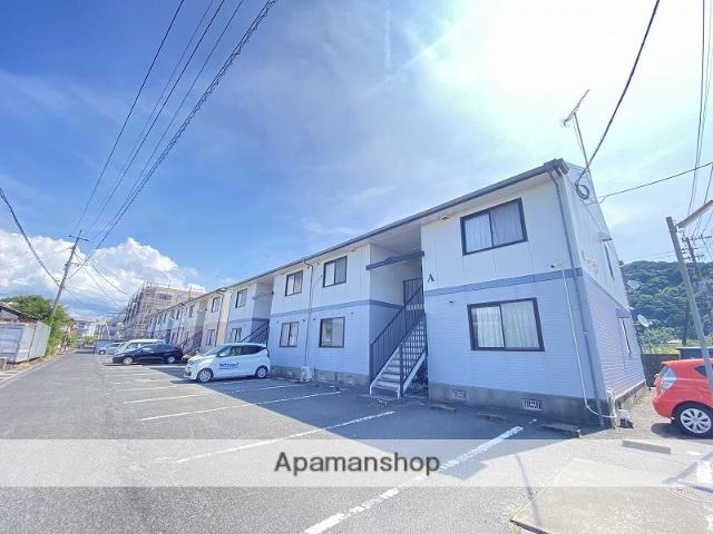 鹿児島県姶良市、加治木駅徒歩12分の築21年 2階建の賃貸アパート