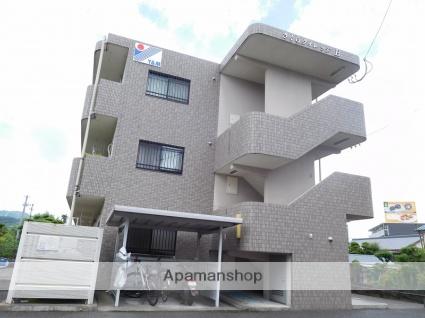 鹿児島県姶良市、帖佐駅徒歩19分の築13年 3階建の賃貸マンション