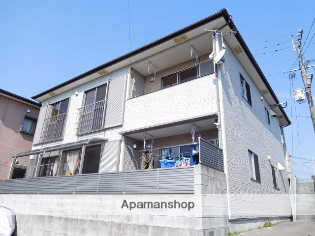 鹿児島県姶良市、帖佐駅徒歩15分の築9年 2階建の賃貸アパート