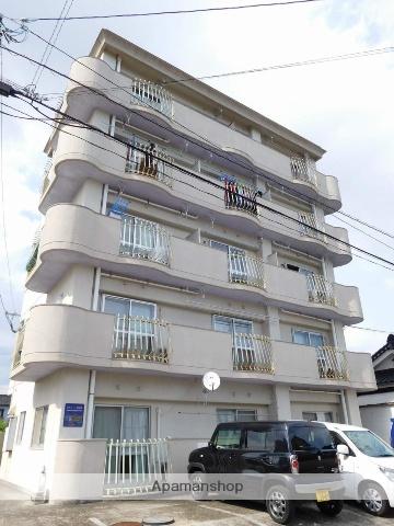 鹿児島県姶良市、加治木駅徒歩2分の築32年 5階建の賃貸マンション