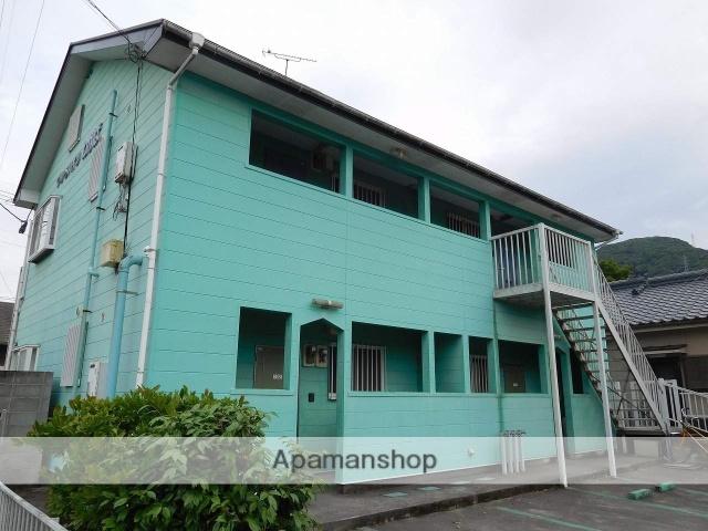 鹿児島県姶良市、重富駅徒歩11分の築22年 2階建の賃貸アパート