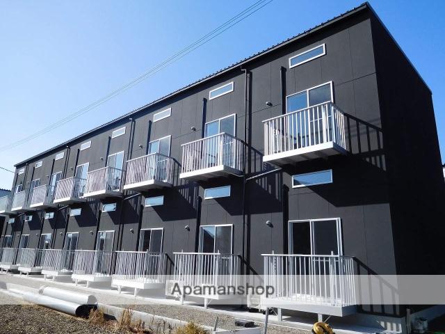 鹿児島県姶良市、帖佐駅徒歩13分の新築 2階建の賃貸アパート