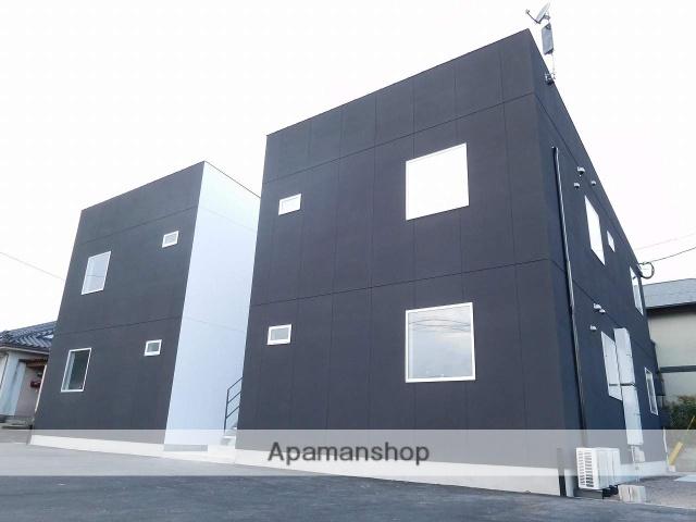 鹿児島県姶良市、帖佐駅徒歩22分の新築 2階建の賃貸アパート