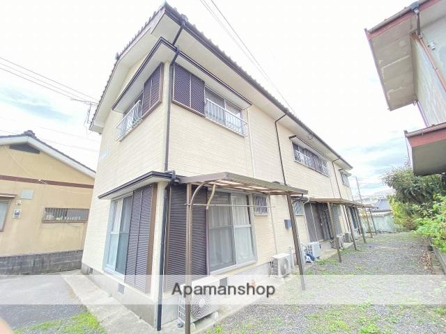 鹿児島県姶良市、錦江駅徒歩20分の築29年 2階建の賃貸アパート