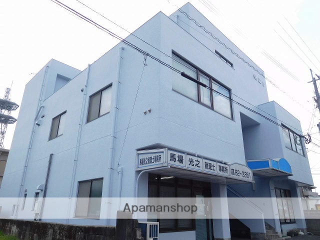 鹿児島県姶良市、加治木駅徒歩8分の築24年 3階建の賃貸マンション