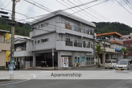 鹿児島県奄美市の築38年 3階建の賃貸マンション