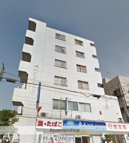 鹿児島県奄美市の築35年 6階建の賃貸マンション
