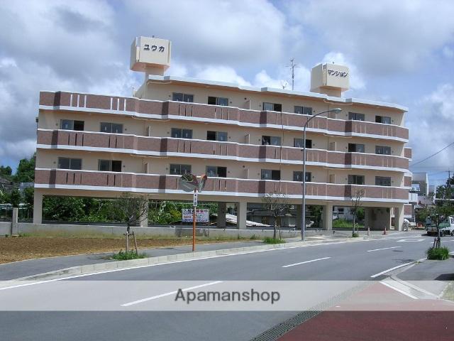 沖縄県中頭郡嘉手納町の築11年 4階建の賃貸マンション