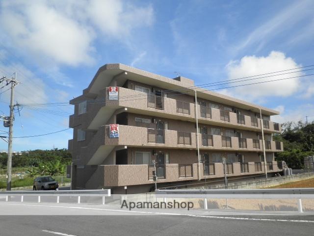沖縄県うるま市の築16年 3階建の賃貸マンション