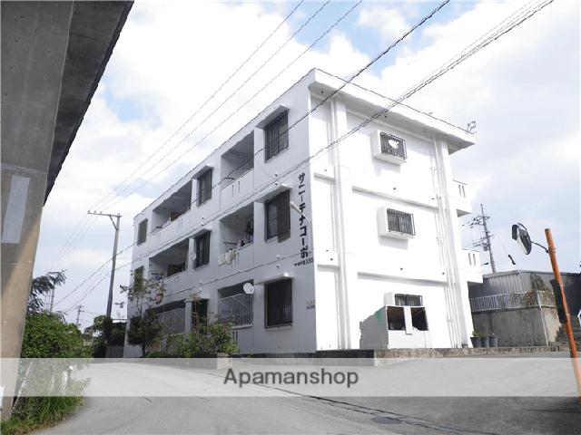 沖縄県中頭郡中城村の築27年 3階建の賃貸マンション
