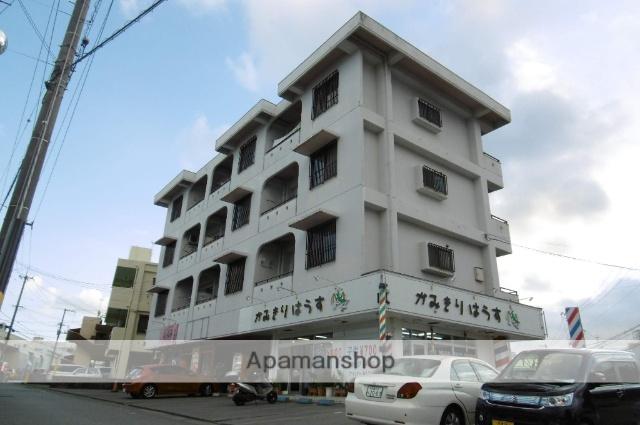 沖縄県宜野湾市の築21年 4階建の賃貸マンション