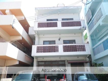 沖縄県宜野湾市の築26年 3階建の賃貸マンション