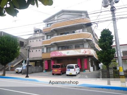 沖縄県宜野湾市の築24年 4階建の賃貸マンション